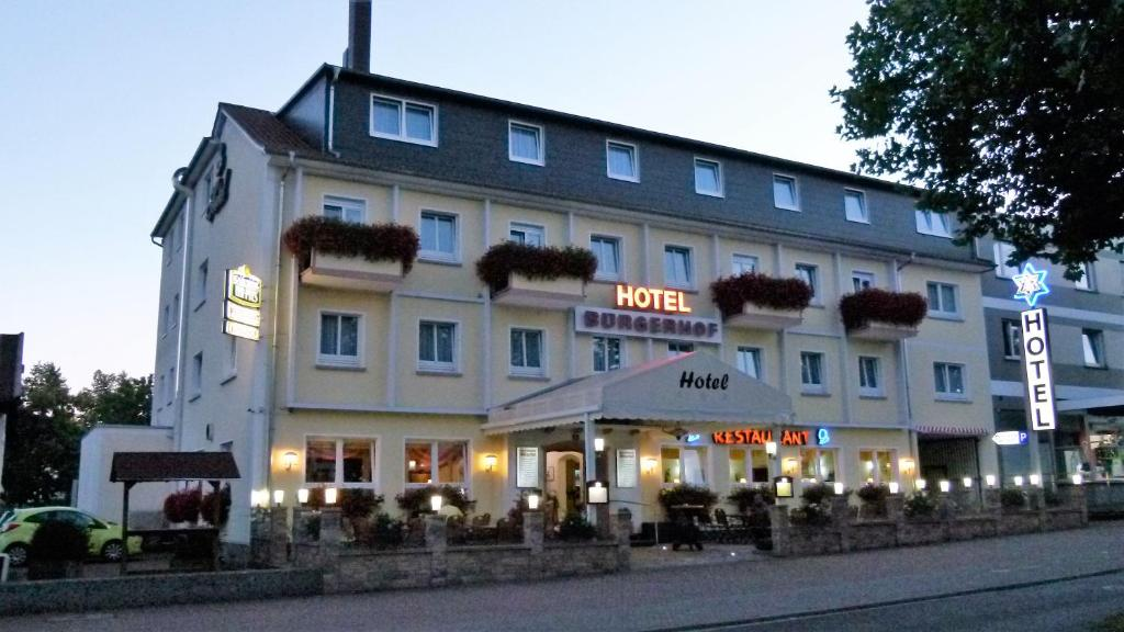 Hotel Burgerhof Homburg Prețuri Actualizate 2020