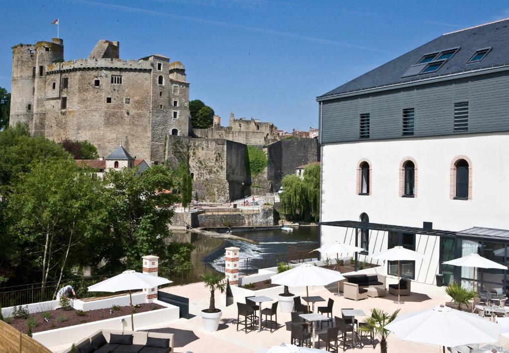 Best Western Plus Villa St Antoine Clisson France Booking Com