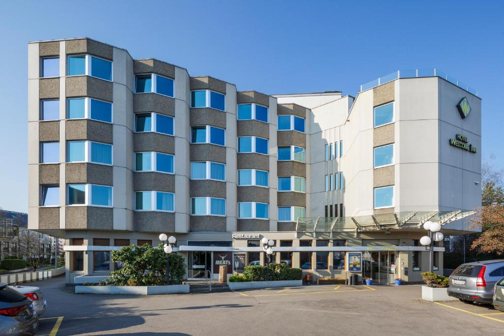 Hotel Welcome Inn.