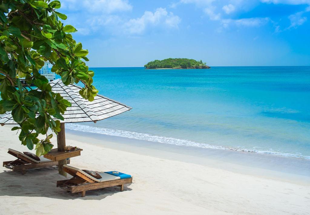 Sandals Halcyon Beach Vigie St Lucia