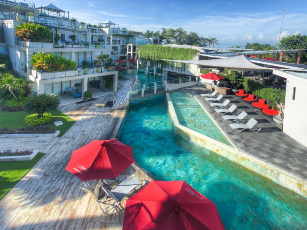 Hotel Furamaxclusive Ocean Beach Seminyak Legian Indonesia
