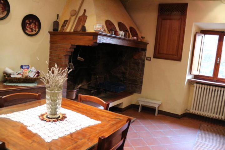 A kitchen or kitchenette at Il Cassero