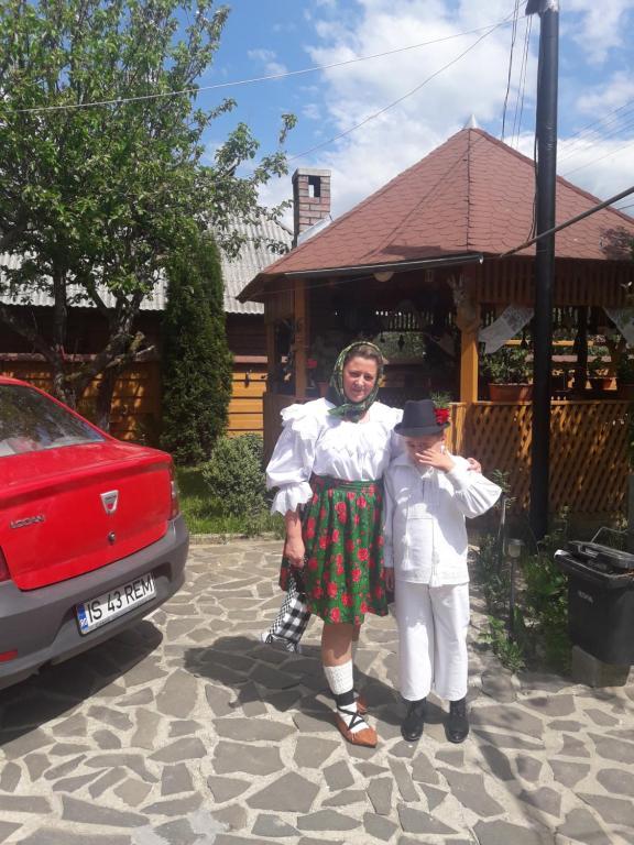 Pensiunea Todorica Sergiu