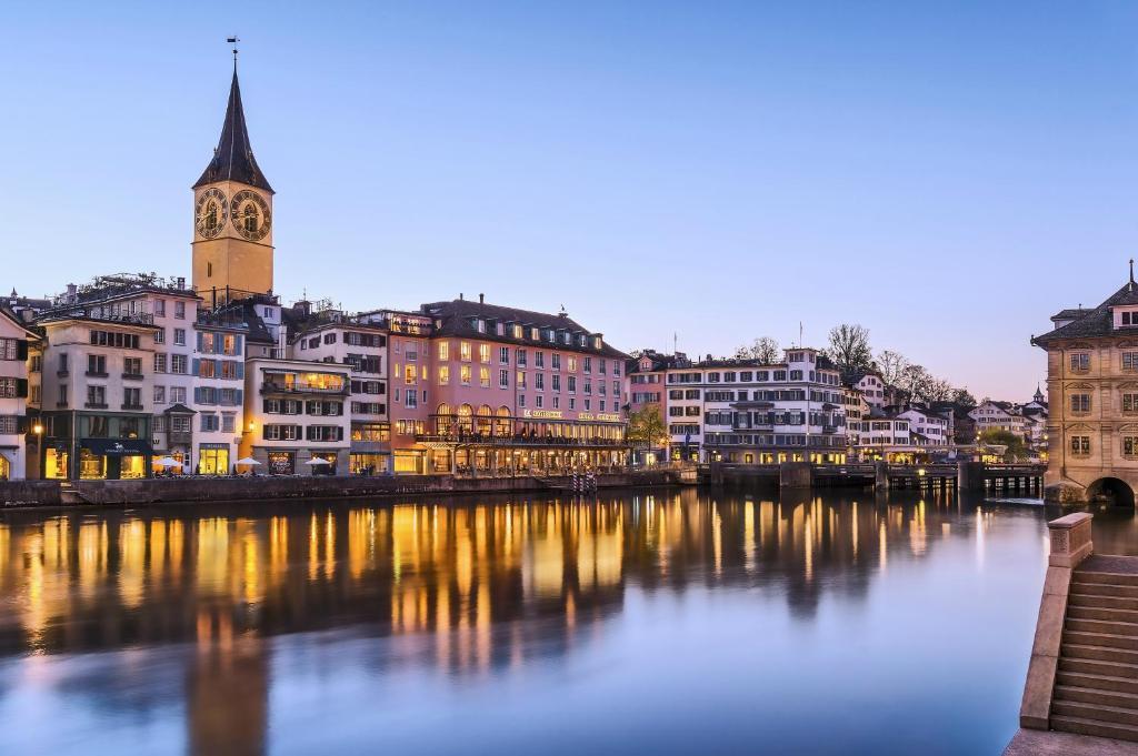 Hotel Storchen (Zwitserland Zürich) - Booking.com