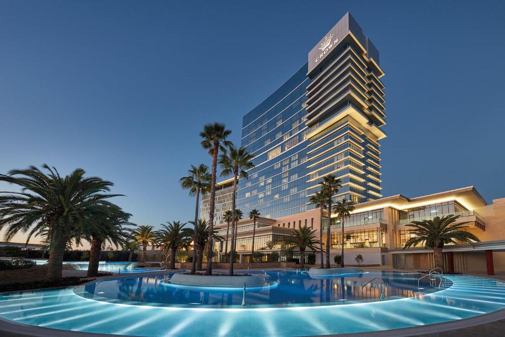 Crown Perth Hotels