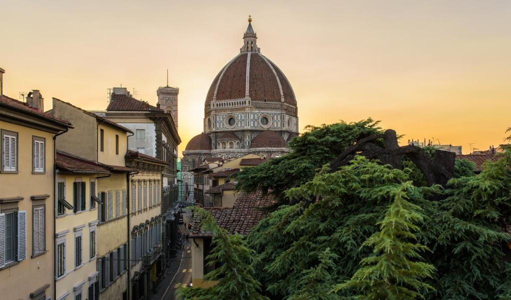 Apartment Penthouse Le Terrazze Duomo View Florence Italy