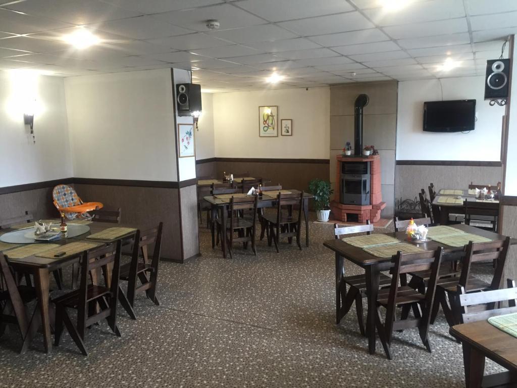 Ресторан / где поесть в Гостевой Дом Бай-Куль