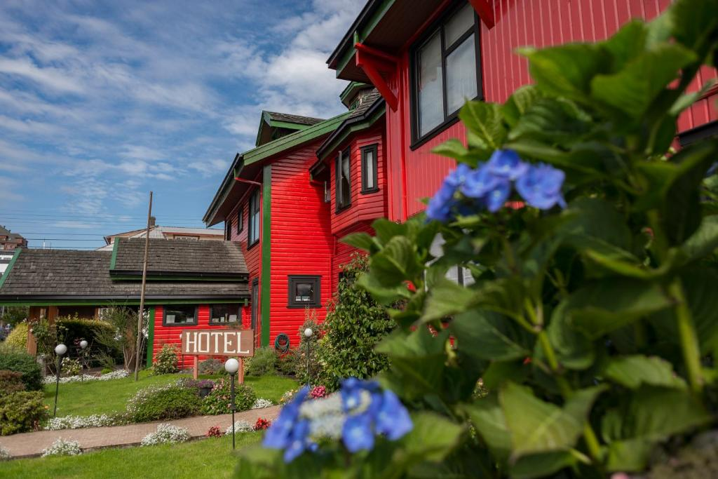 Weisserhaus Hotel (Chile Puerto Varas) - Booking.com