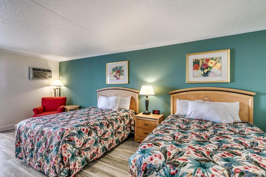 Sea Hawk Oceanfront Motel Myrtle Beach