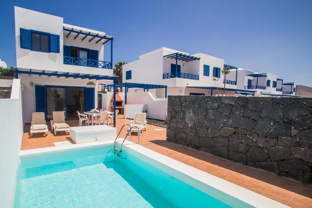 Villa Aitonita (Spanje Playa Blanca) - Booking.com