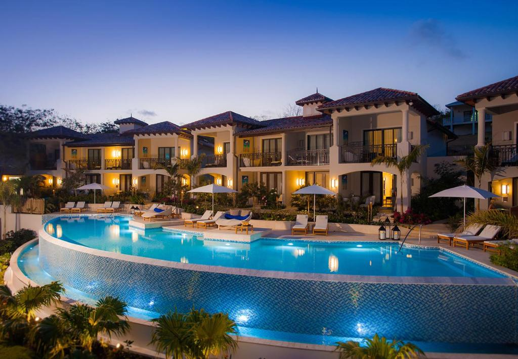 The swimming pool at or near Sandals Grenada All Inclusive - Couples Only