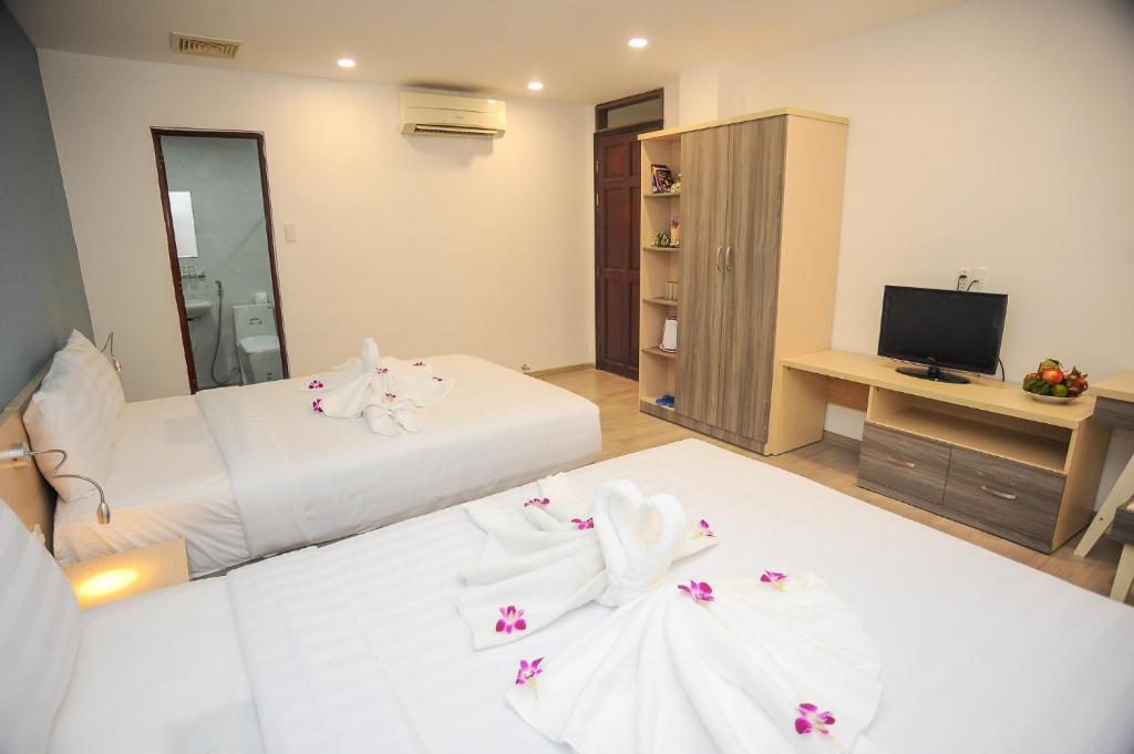 My Anh 120 Saigon Hotel