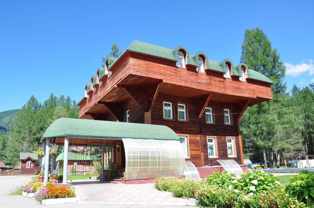 Отель База Отдыха Заимка Камза