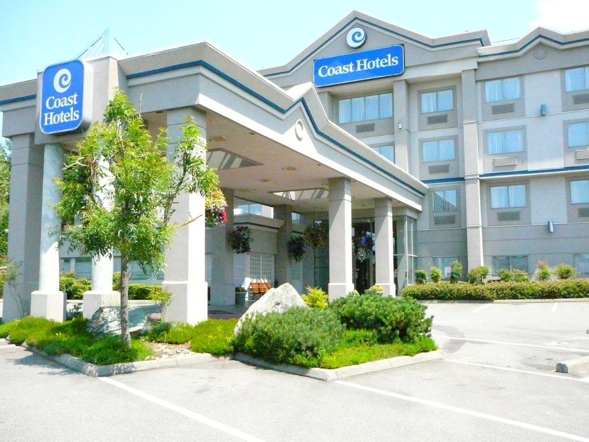 Отель  Coast Abbotsford Hotel & Suites