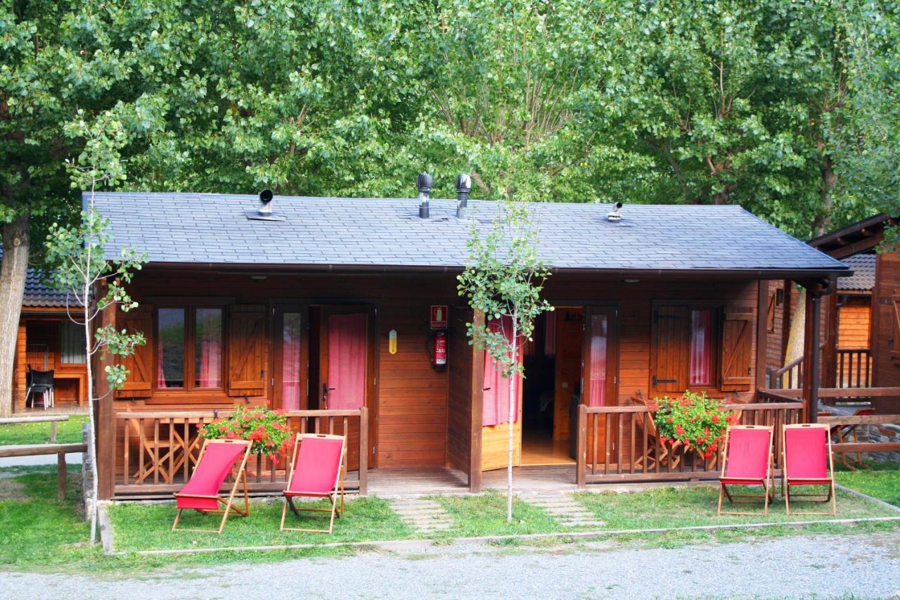 Кемпинг  Bungalows Nou Camping