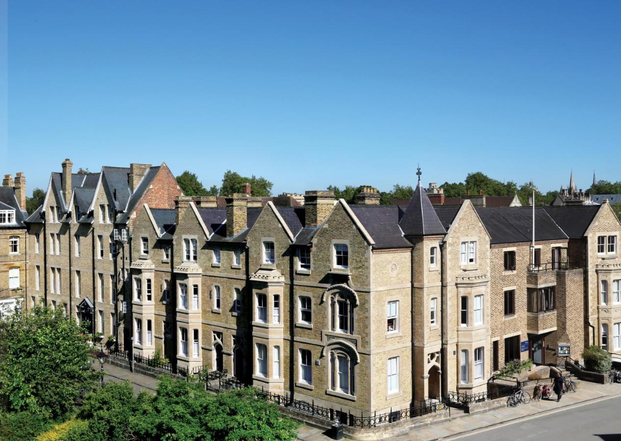 Отель  Rewley House University Of Oxford
