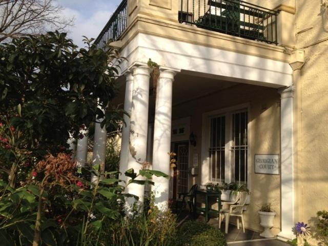 Отель типа «постель и завтрак» Georgian Court B&B Guest House
