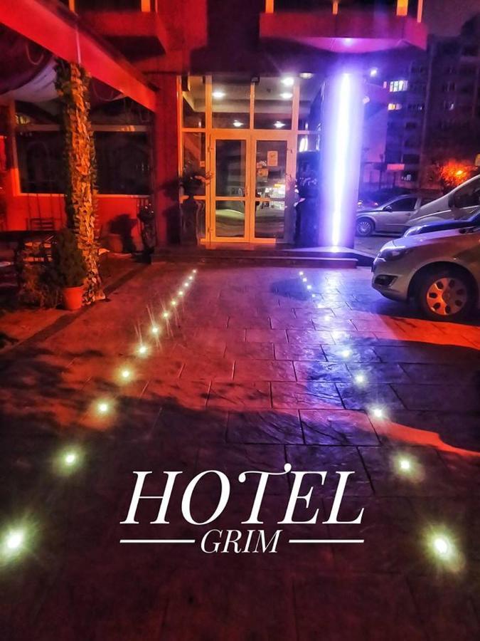 Отель  Hotel Grim