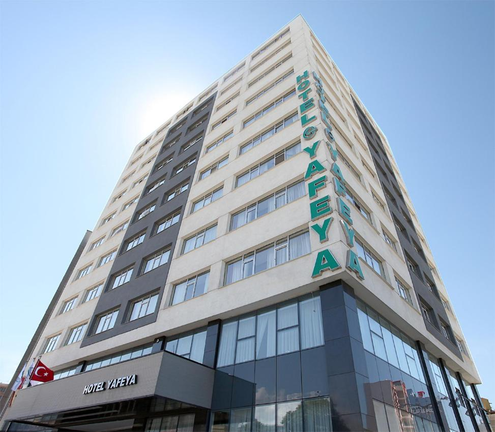 Отель  Yafeya Hotel