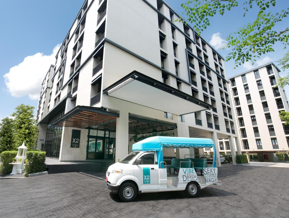 Отель  X2 Vibe Bangkok Sukhumvit Hotel