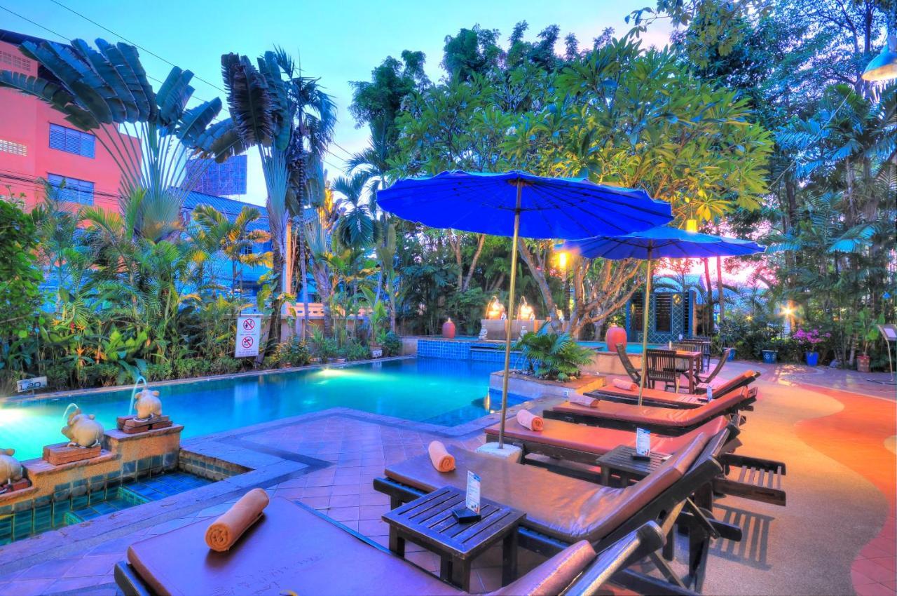 Курортный отель  VITS Gazebo Resort, Pattaya