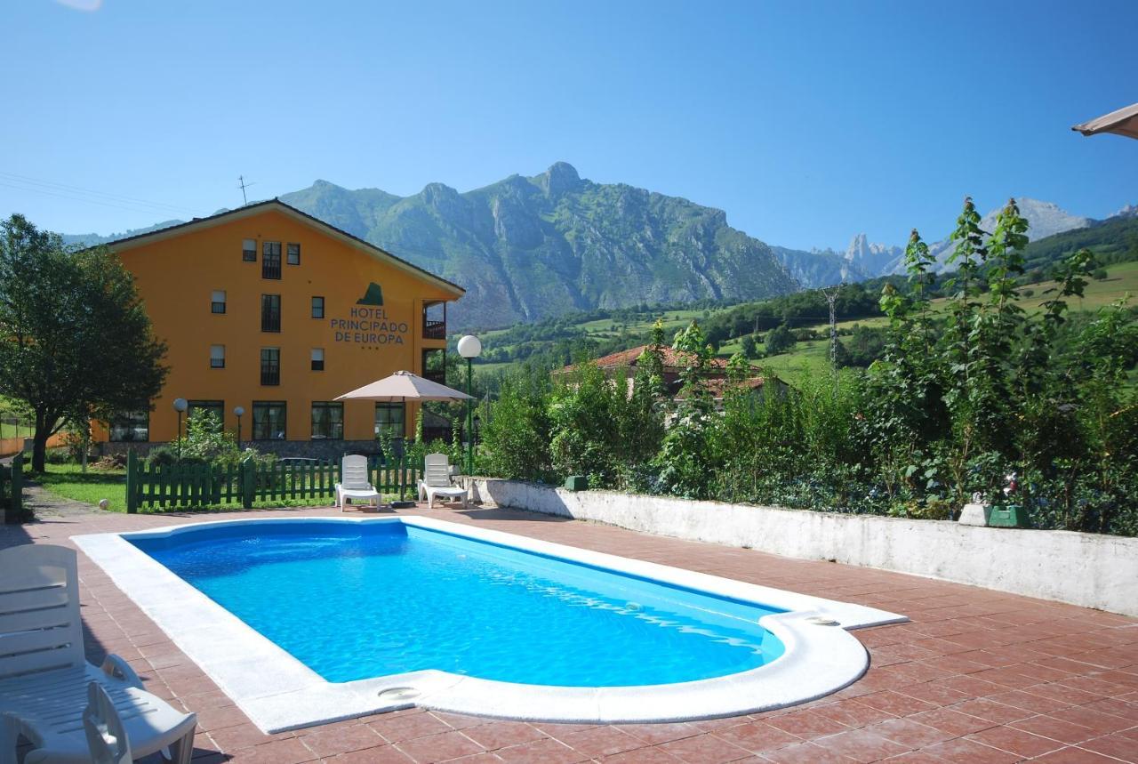hoteles recomendados onis asturias