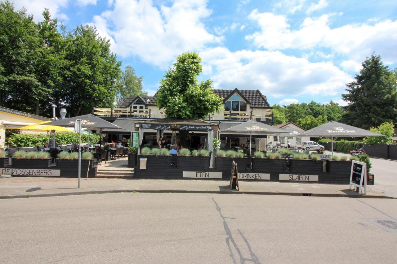 Отель Hotel Restaurant 'de Vossenberg'
