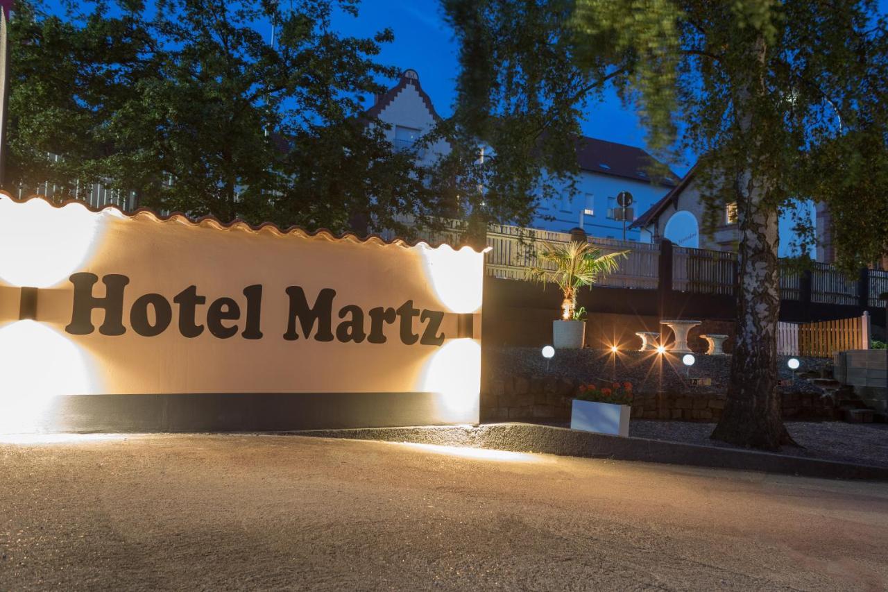 Отель  Hotel Martz