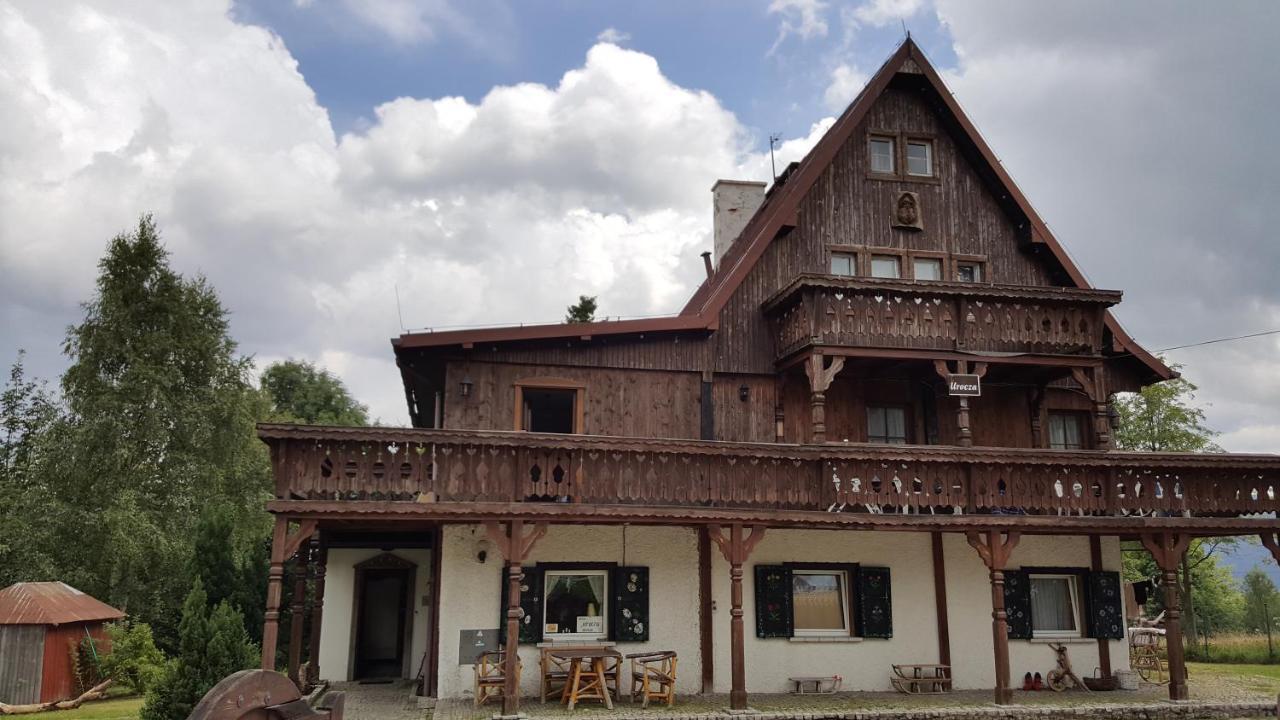 Гостевой дом  Willa Urocza