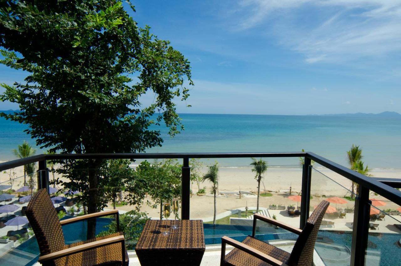 пляж клонг муанг / beyond resort