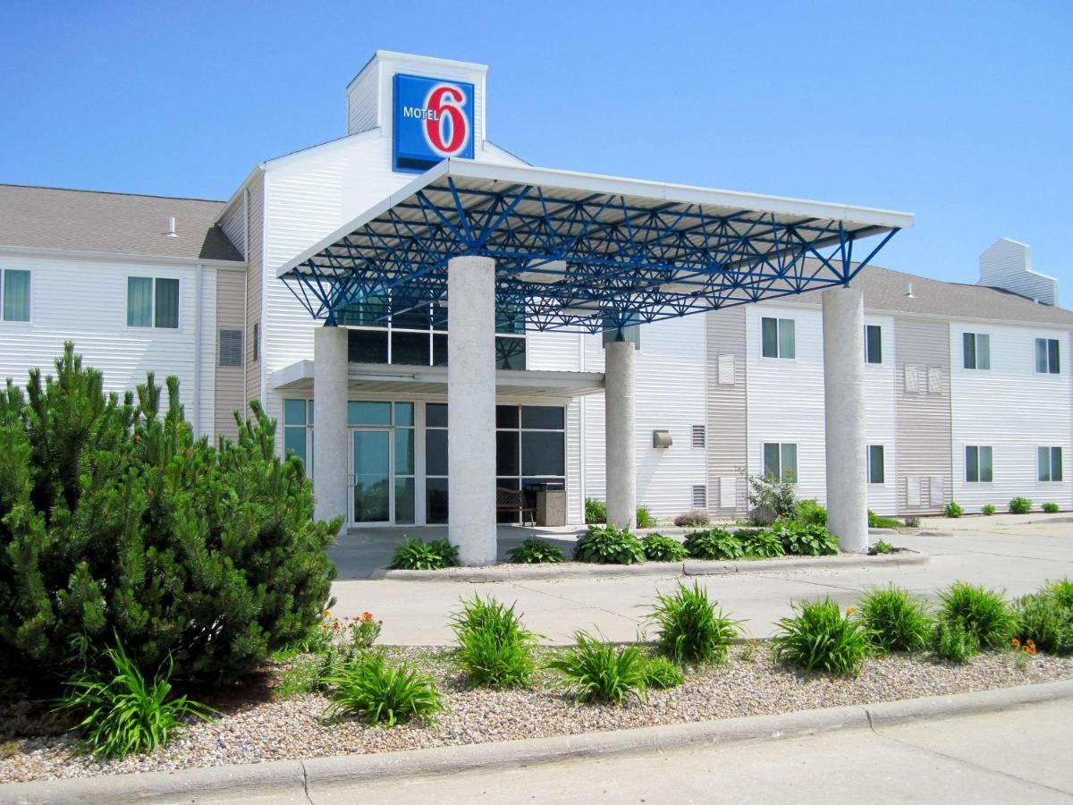 Отель  Motel 6-Avoca, IA