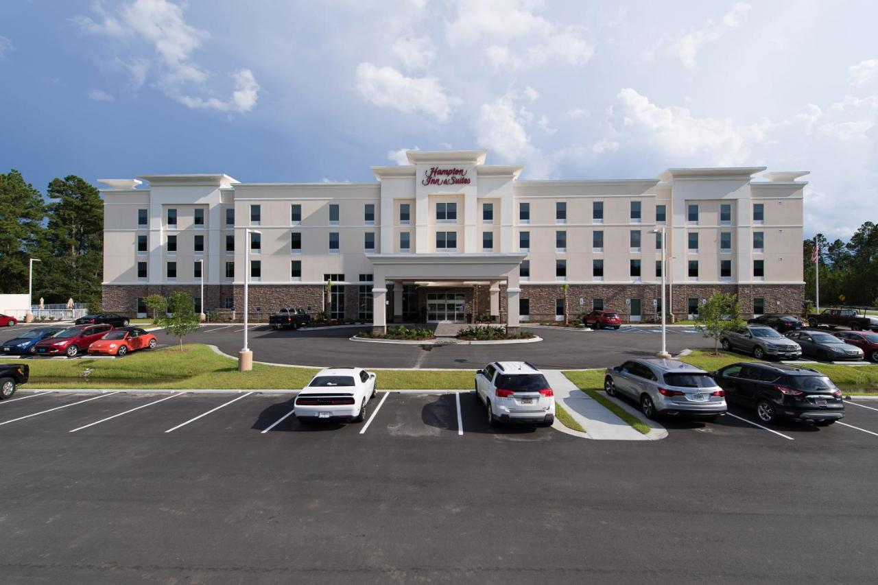 Отель  Hampton Inn & Suites Walterboro