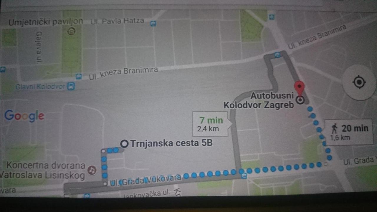 Apartment Marko Zagreb Croatia Booking Com
