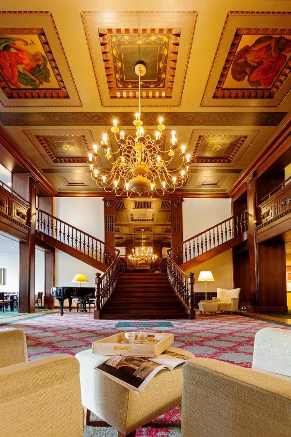 Отель  Vienna House Thüringer Hof