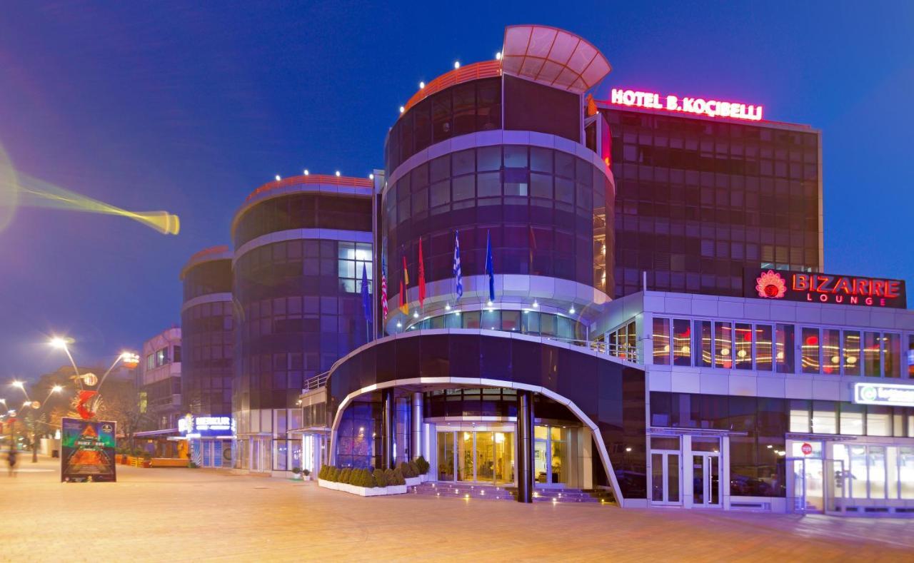 Отель  Hotel Kocibelli