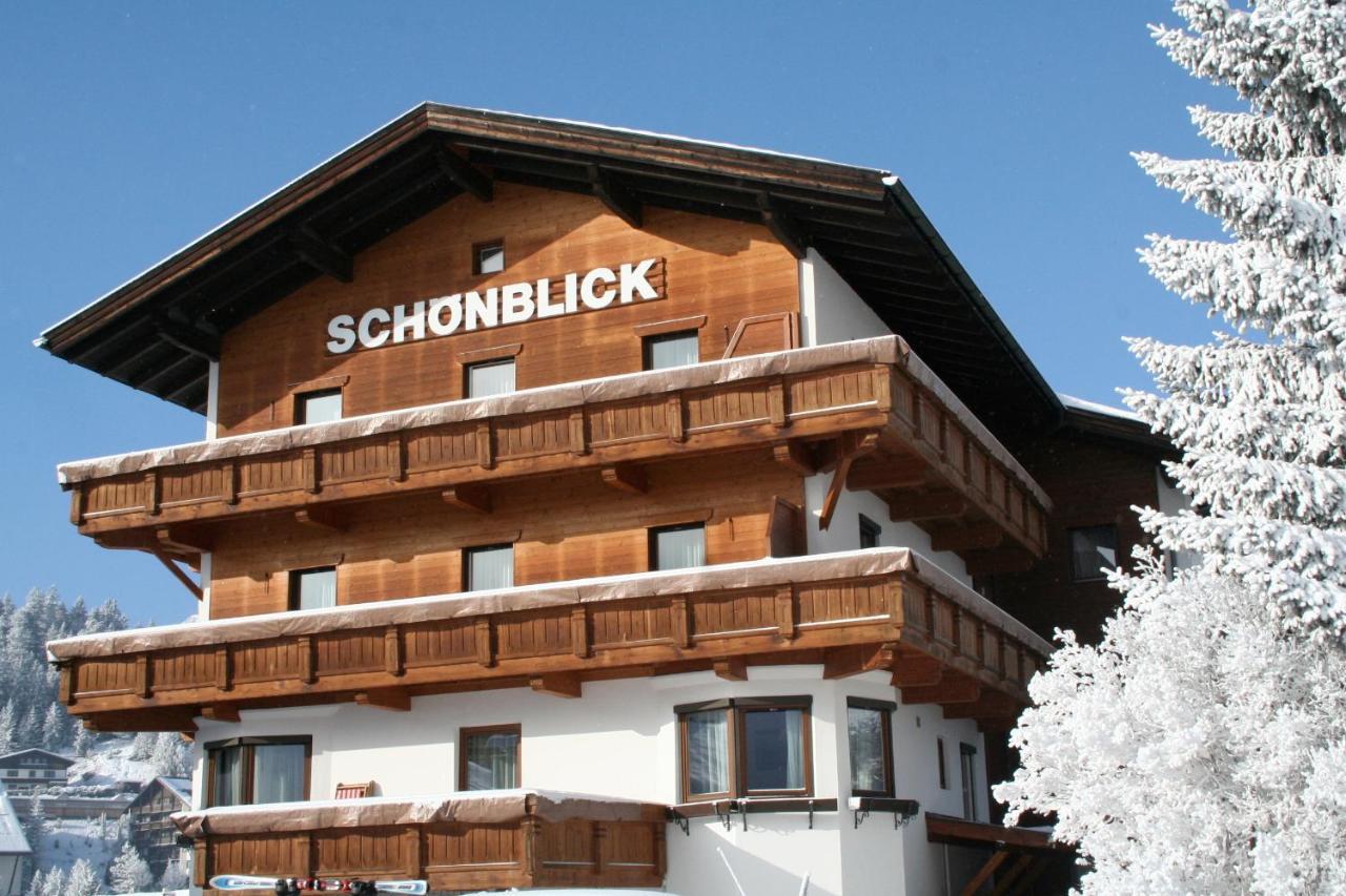 Апартаменты Haus Schönblick