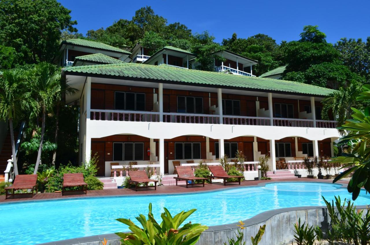 Курортный отель JP Resort Koh Tao