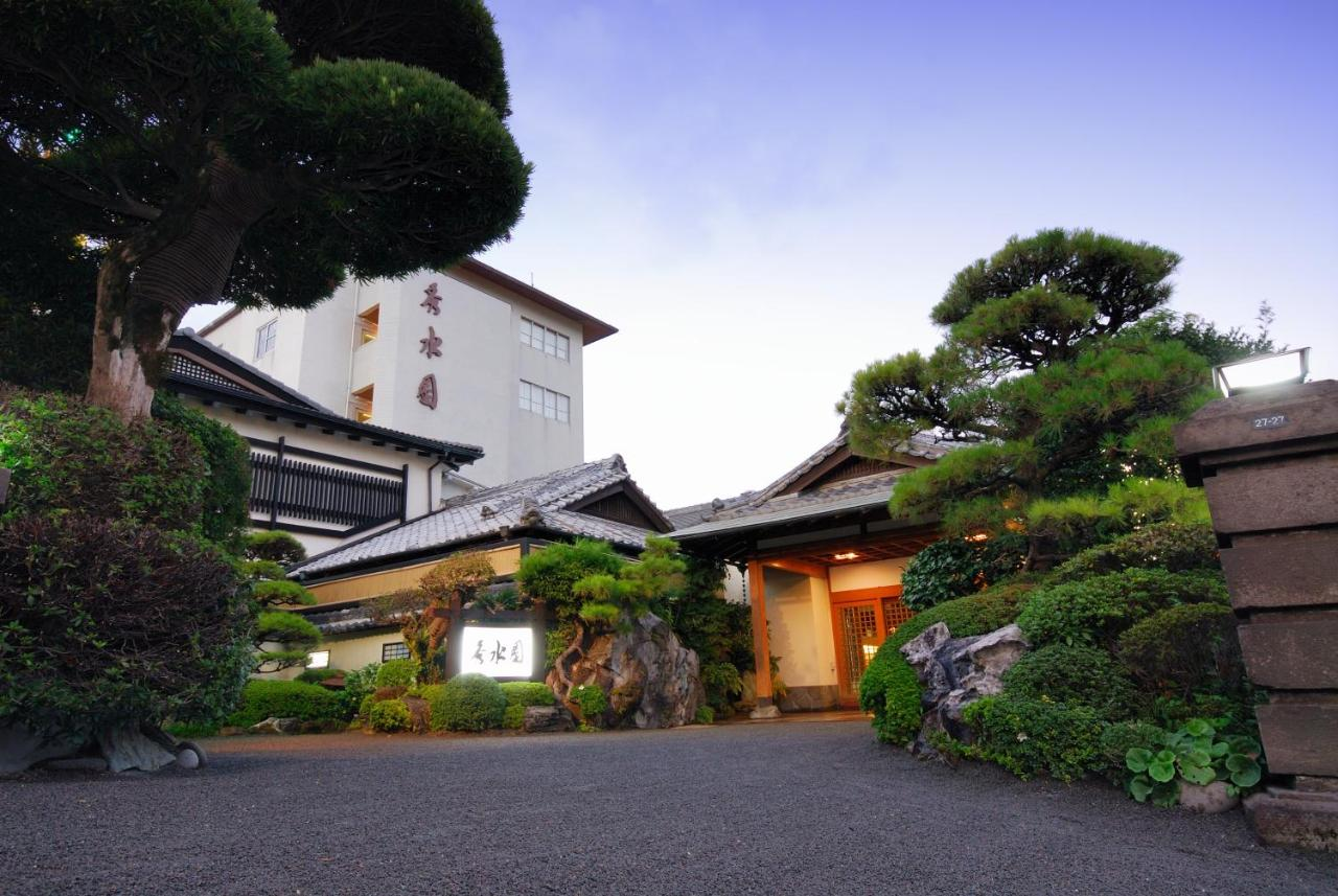 記念日におすすめのホテル・いぶすき秀水園の写真1