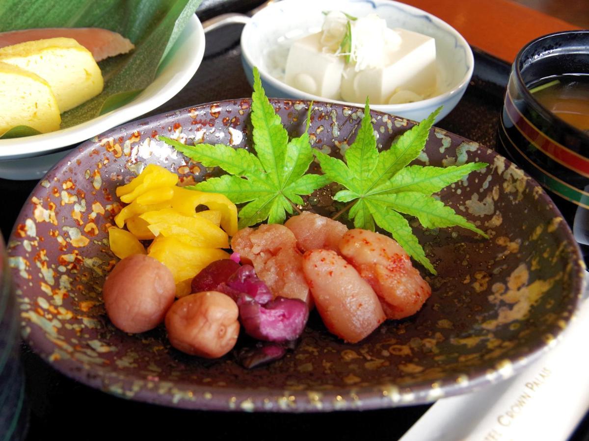 記念日におすすめのレストラン・ホテルクラウンパレス小倉の写真7