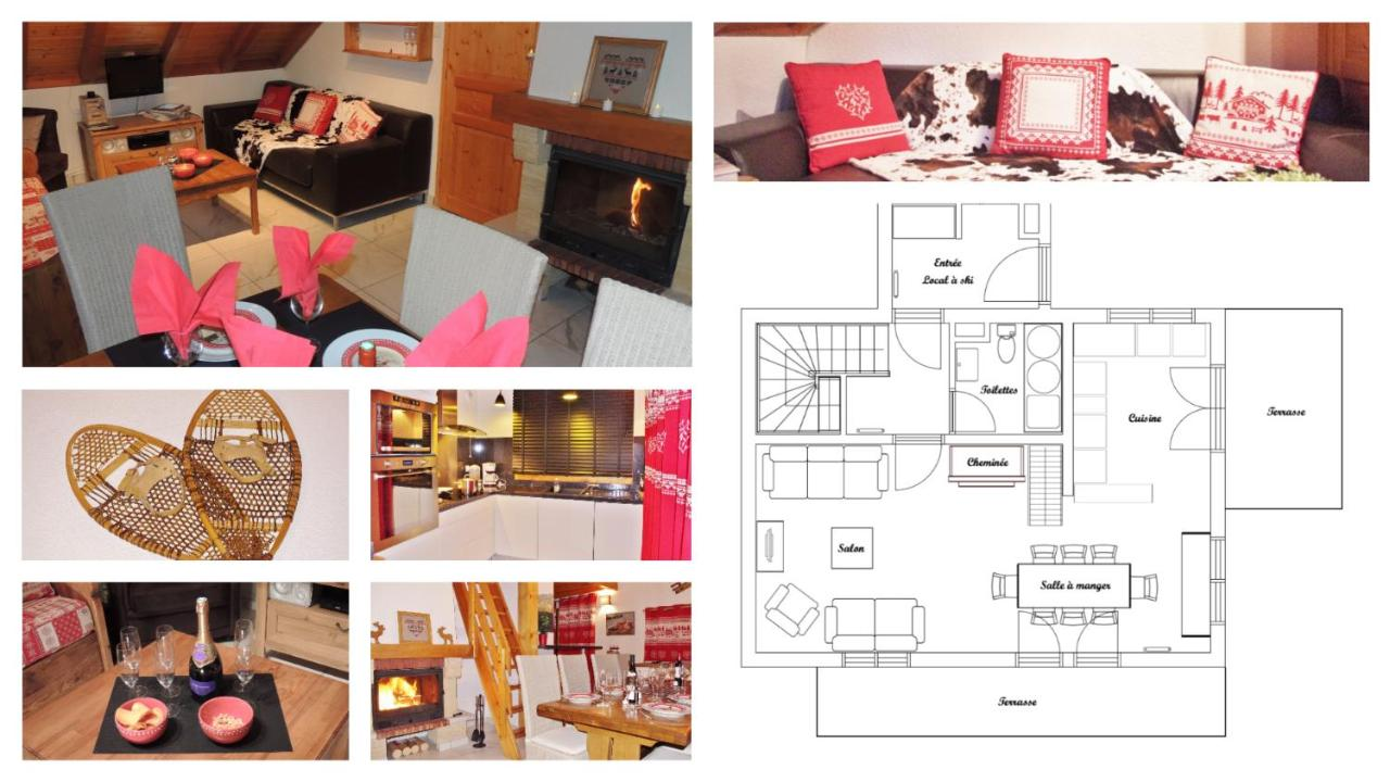 Business Plan Salle D Escalade chalet oz-sweet-home, france - booking