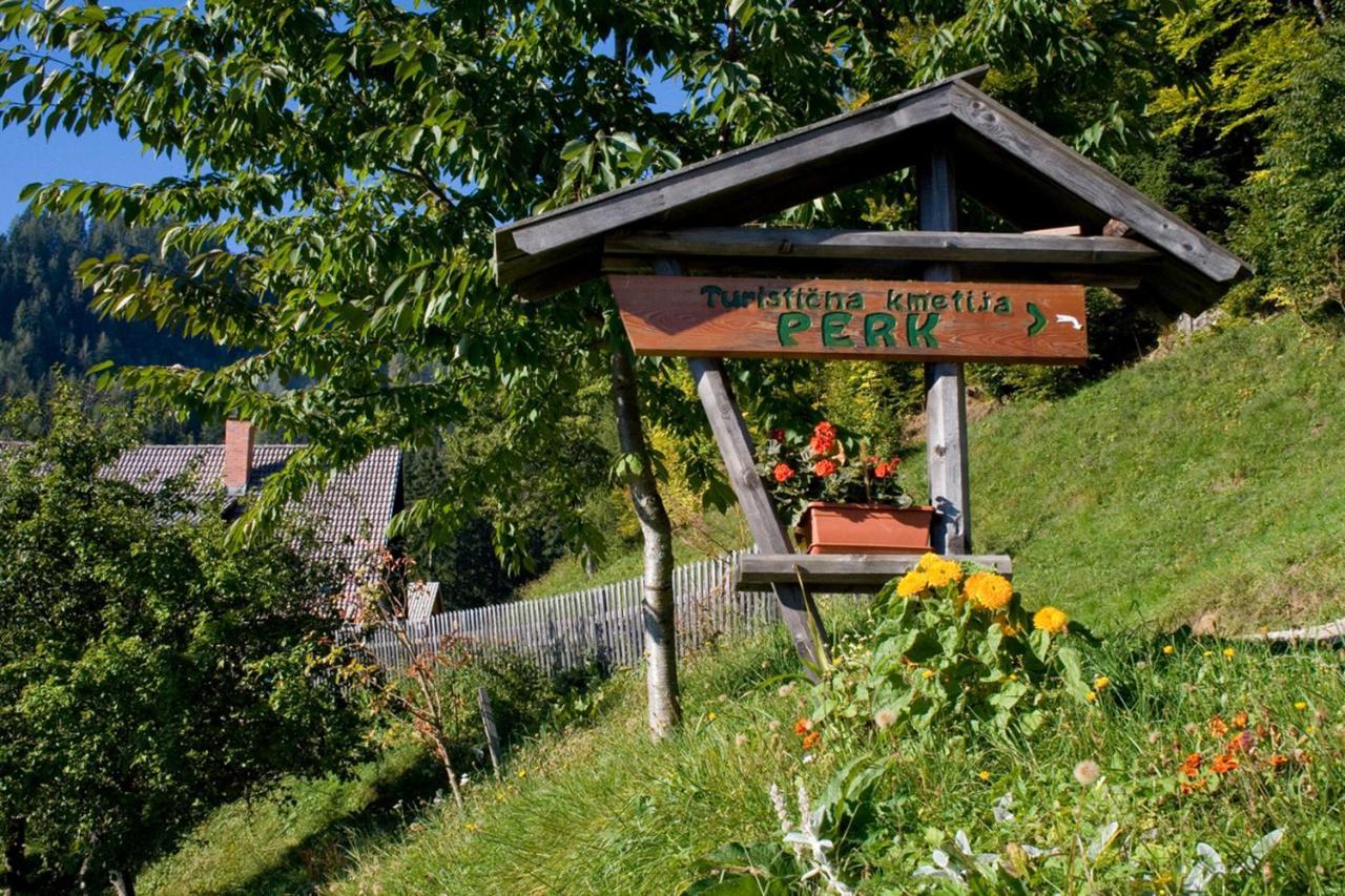 هتل Turistična kmetija Perk