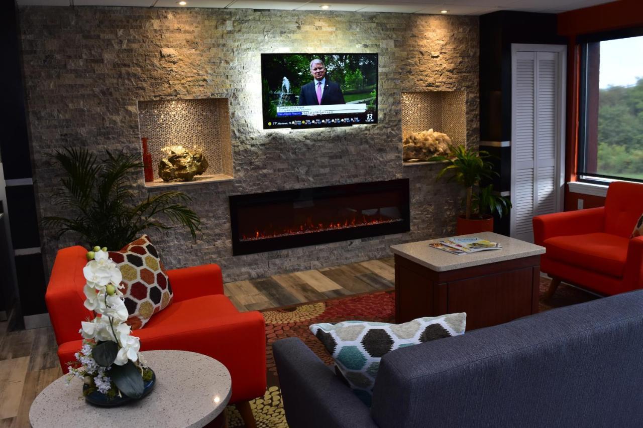Отель Quality Inn East Stroudsburg - Poconos