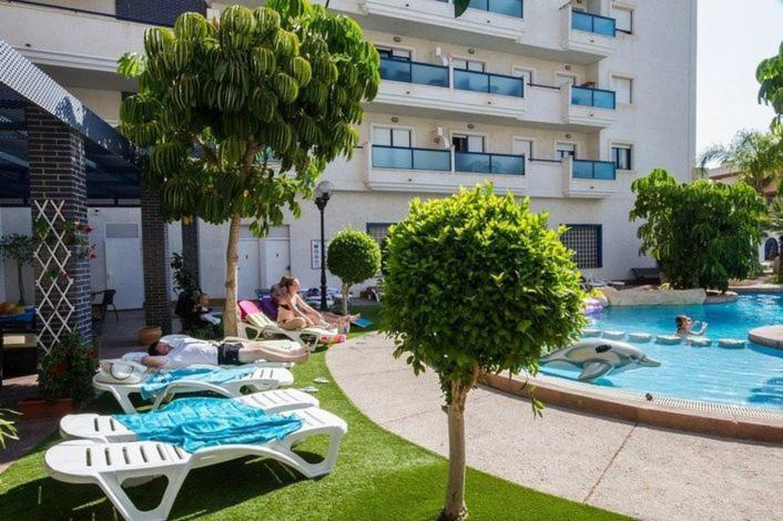 Апартаменты  Apartment In Cabo Roig