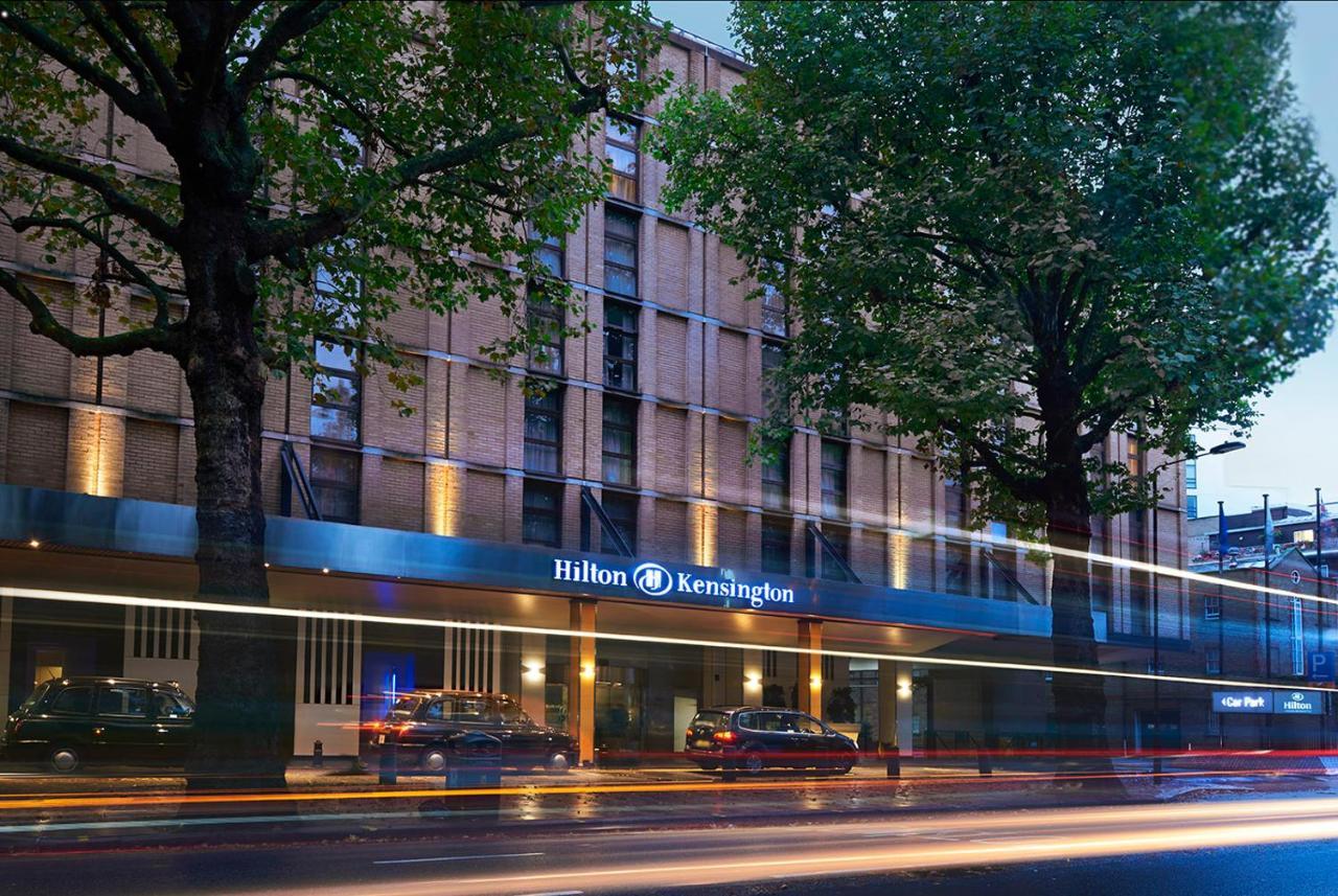 Отель  Hilton London Kensington Hotel