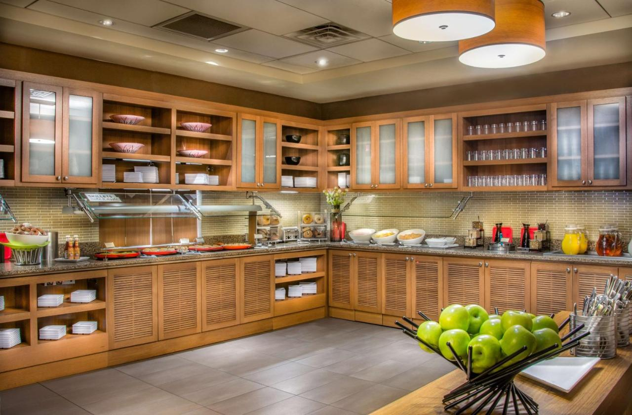 Cuisine ou kitchenette dans l'établissement Hyatt Place Washington DC/White House