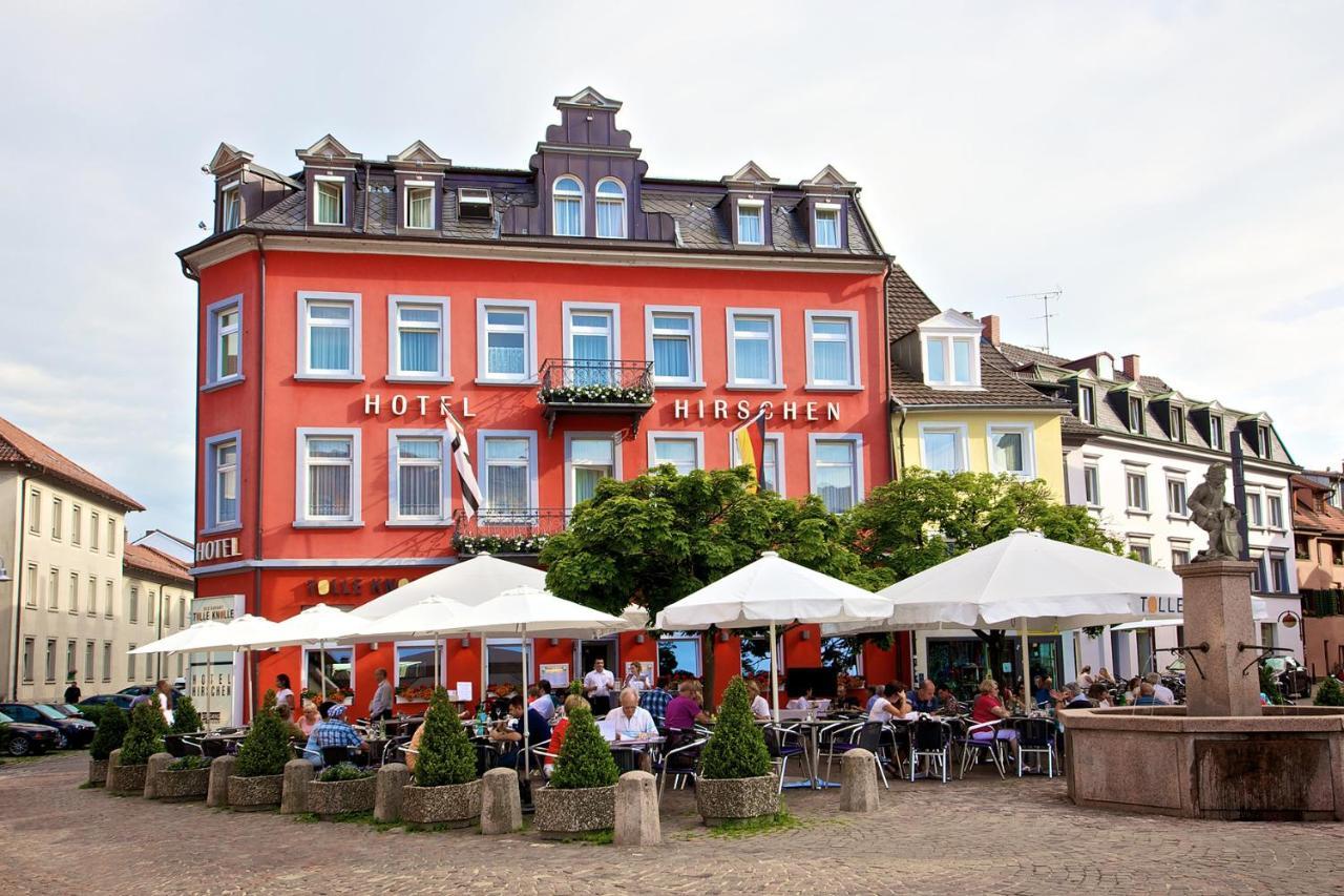 Hotel Hirschen Germaniya Konstanc Booking Com