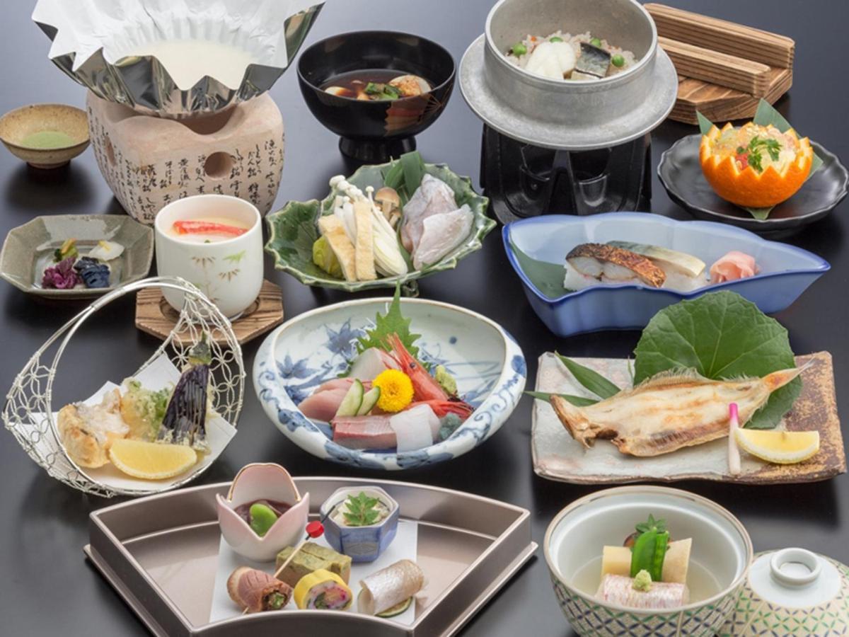 記念日におすすめのレストラン・四季彩の宿 花椿の写真3