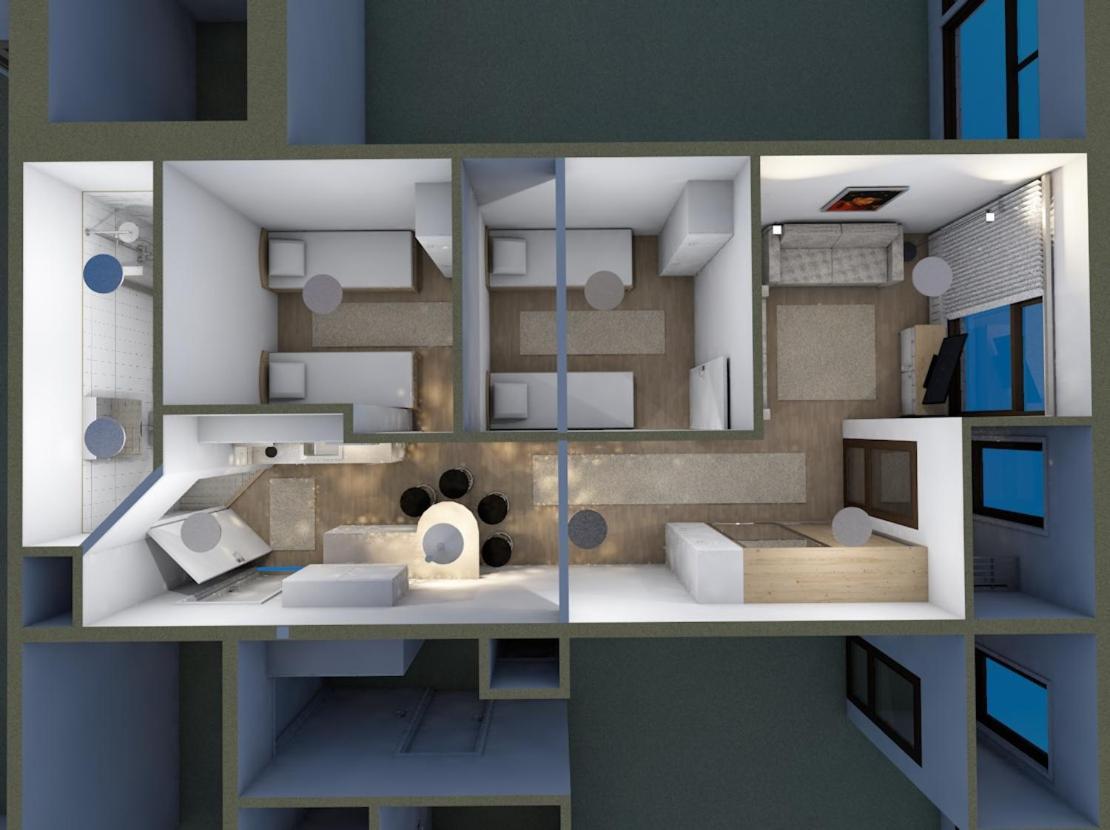 Апартаменты/квартира  Kototuuli Majoitus