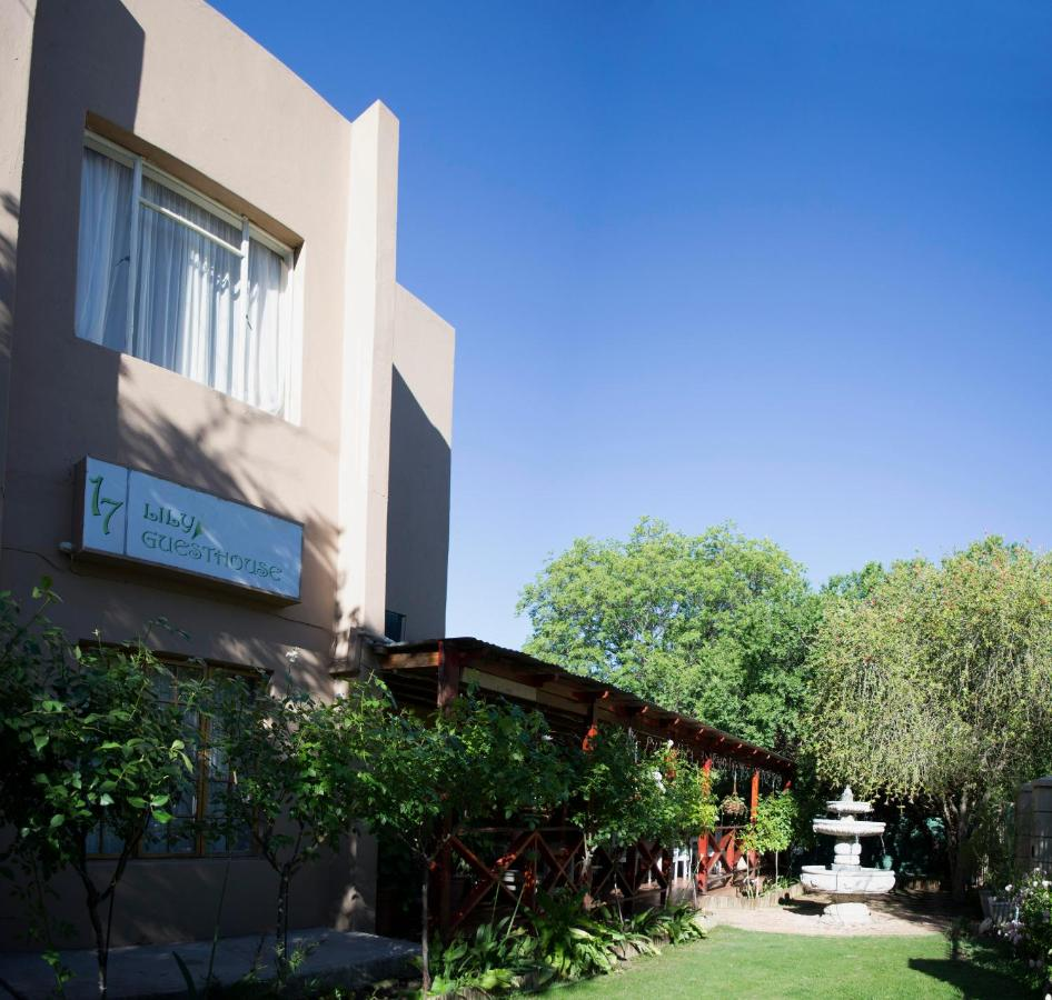 Гостевой дом Гостевой дом Lily Guesthouse