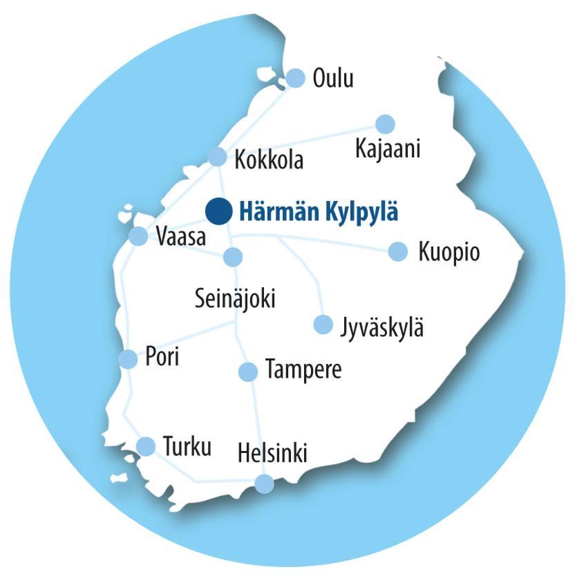 Spa Hotel Harma Harman Kylpyla Yliharma Paivitetyt Vuoden